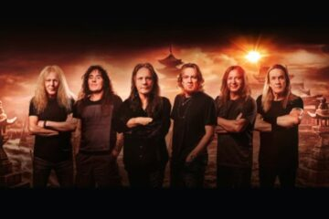 Iron Maiden, Senjutsu promo