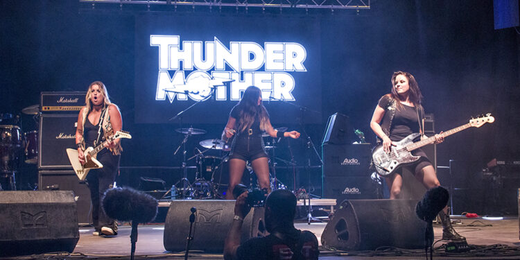 Tundermother (Exit 2021)/ Photo: AleX