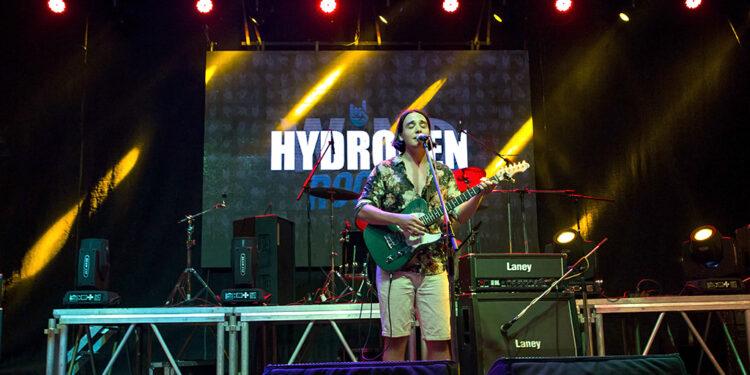 Hydrogen (Wind Rock Up)/ Photo: AleX