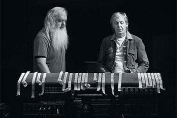 Rik Rubin i Pol Makartni/Photo: YouTube screenshot