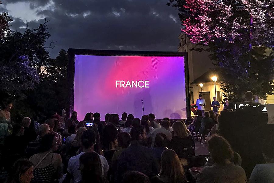 Festival Francuskog filma, otvaranje/ Photo: Promo (Kombank dvorana)