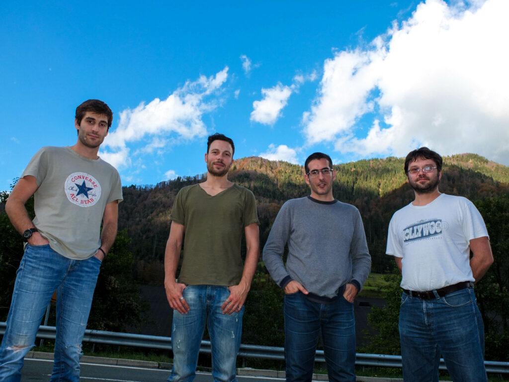 Milan Petrović Quartet/ Photo: Promo (SKC Kragujevac)