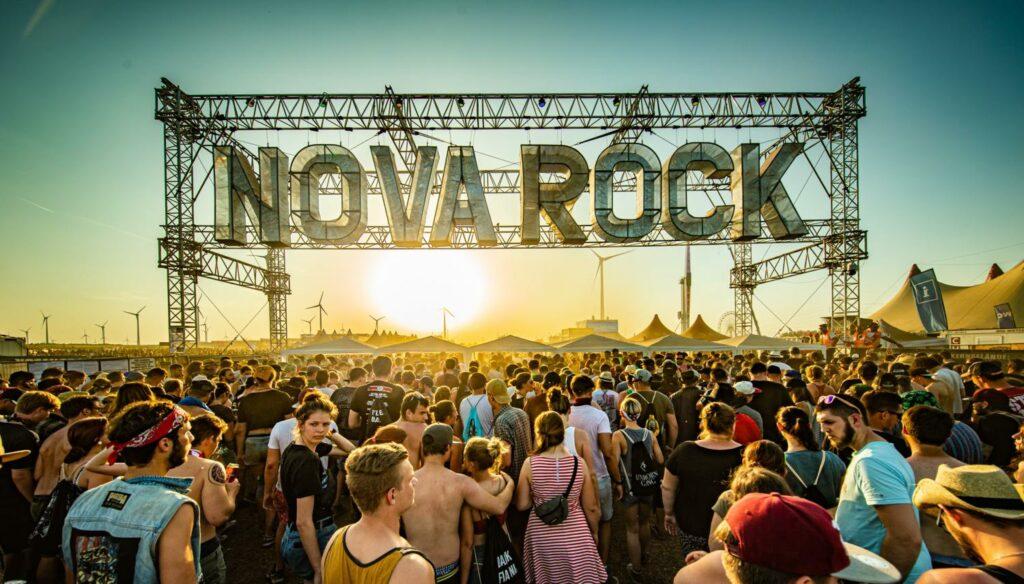 Nova Rock, promo