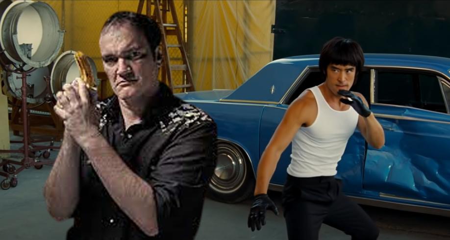 "Kventin Tarantino, ""Brus Li""/Photo: printscreen"