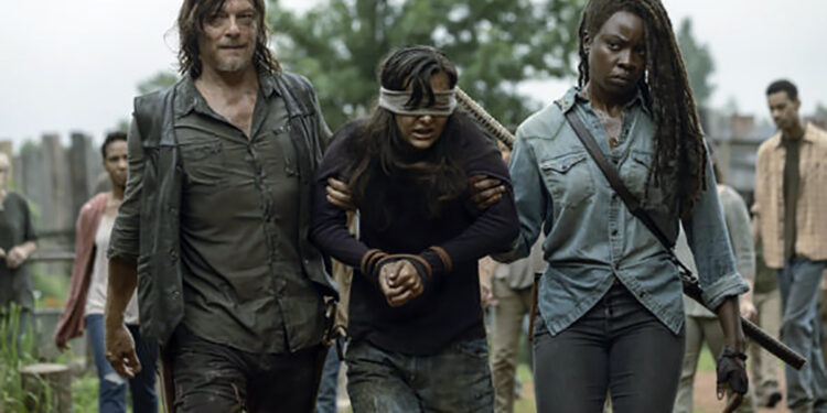 The Walking Dead, Seasson 11 promo