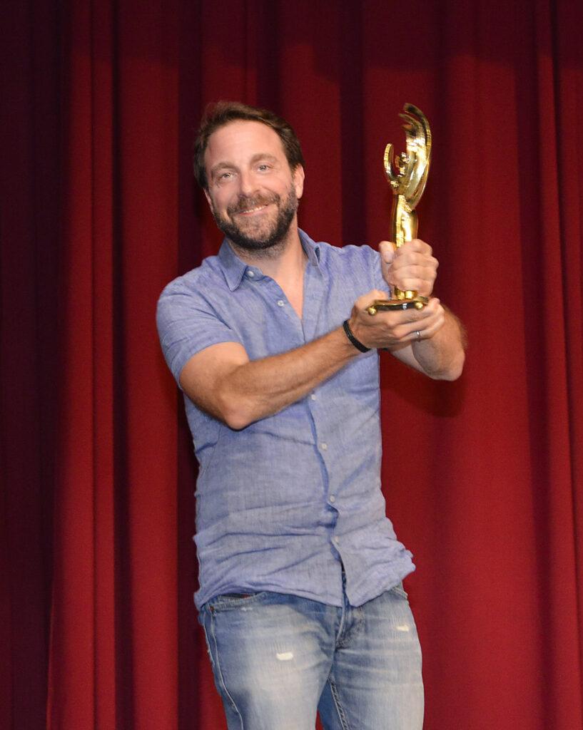 Gordan Kičić, Filmski festival u Sopotu/ Photo: Promo