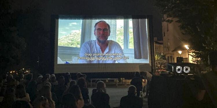 Klaus Dreksel, Festival francuskog filma/ Photo: Promo (Kombamk dvorana)