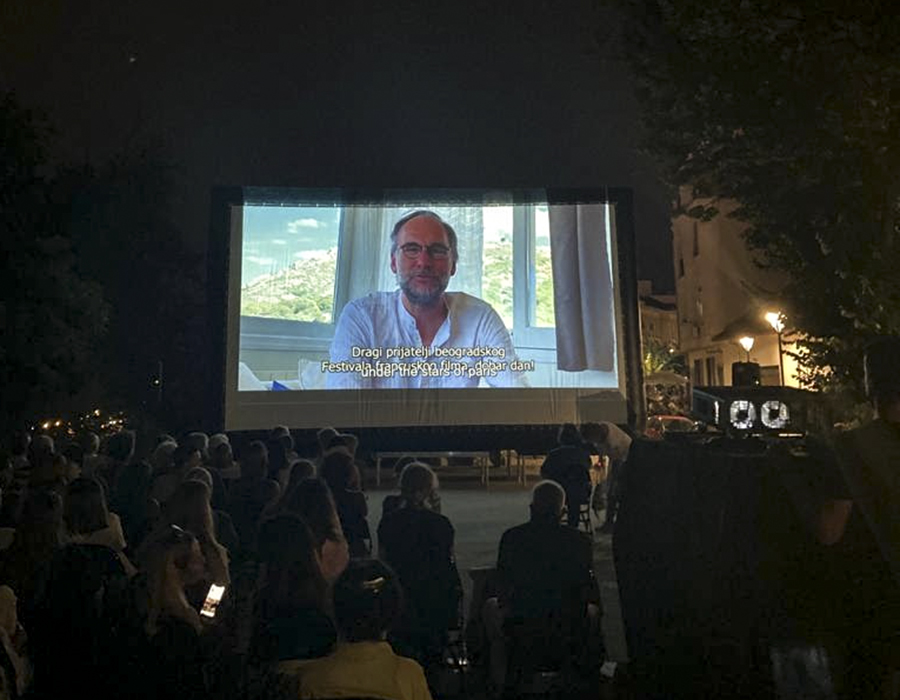 Klaus Dreksel, Fesatival francuskog filma/ Photo: Promo (Kombamk dvorana)