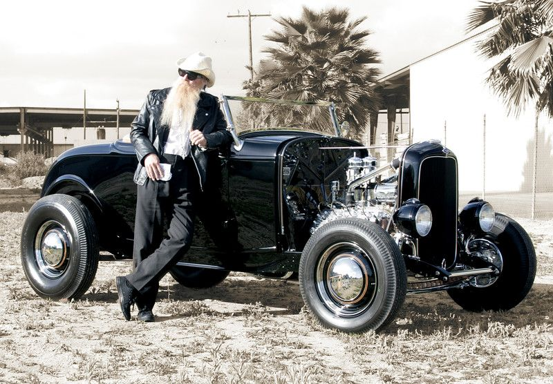 1932 Highboy Ford/Photo: motorious.co/pinterest