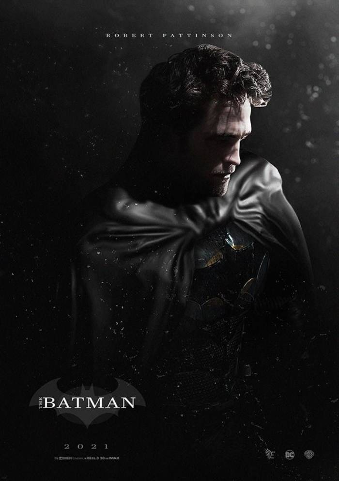 Batman, plakat