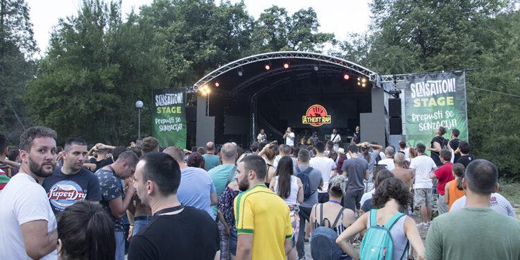 Atheist Rap (OK Fest 2021)/ Photo: AleX