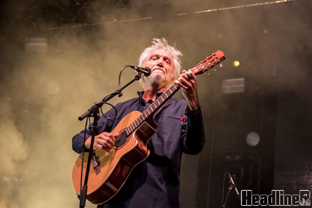 Darko Rundek i Ekipa (OK Fest 2021)/ Photo: AleX