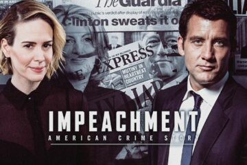 Impeachment: American Crime Story, promo