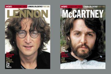 Džon Lenon i Pol Makartni/Photo: mojo covers