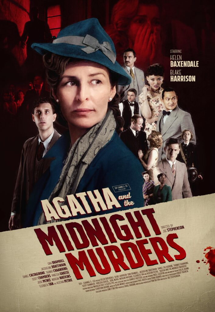 Agatha and the Midnight Murders, promo