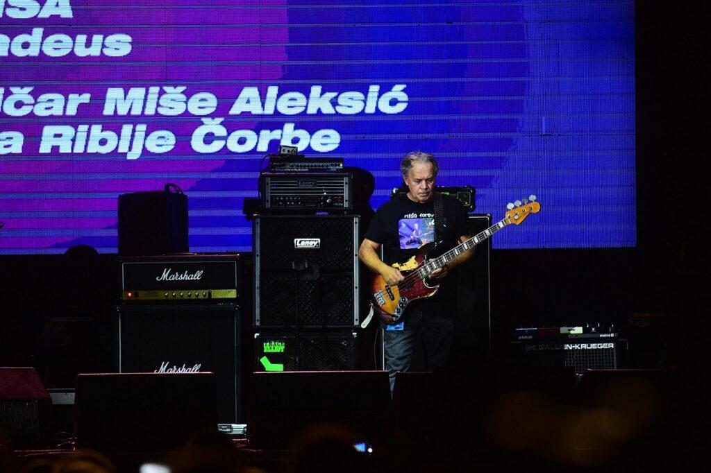 Koncert u čast Miše Aleksiča/Phozo: Dušan Milenković