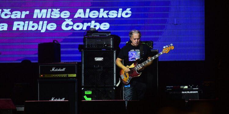 Koncert u čast Miše Aleksiča/Photo: Dušan Milenković