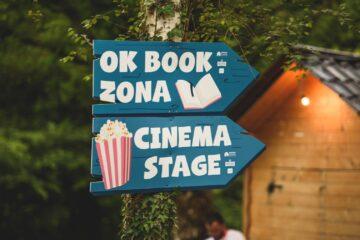 OK cinema stage/ Photo promo (OK Fest)