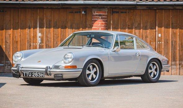 Porsche 911T 1969