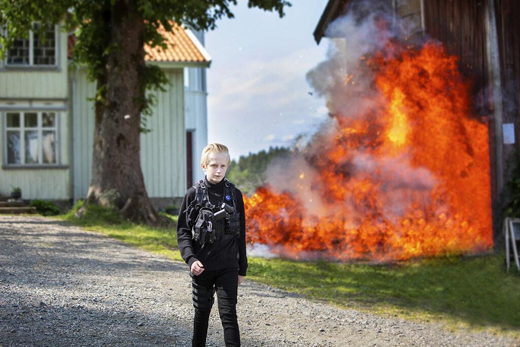 Sune - Dečak za sve/ Photo: Niklas Maupoix (promo, Slobodna Zona)
