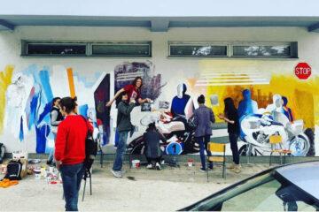 Umetnička škola/ Photo: Promo (Street Art Festival)