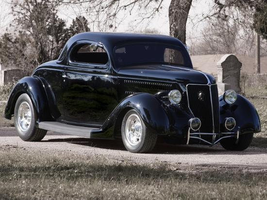 1936 Ford 'Mambo' CoupéPhoto: motorious.co/pinterest