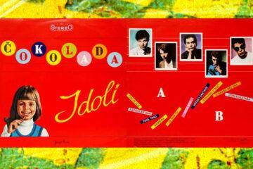 Čokolada, Idoli, cover