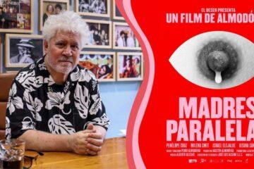 Pedro Almodovar, Madres Paralelas, screenshot