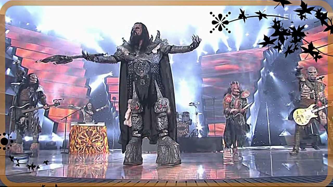 Lordi/Photo: YouTube printscreen