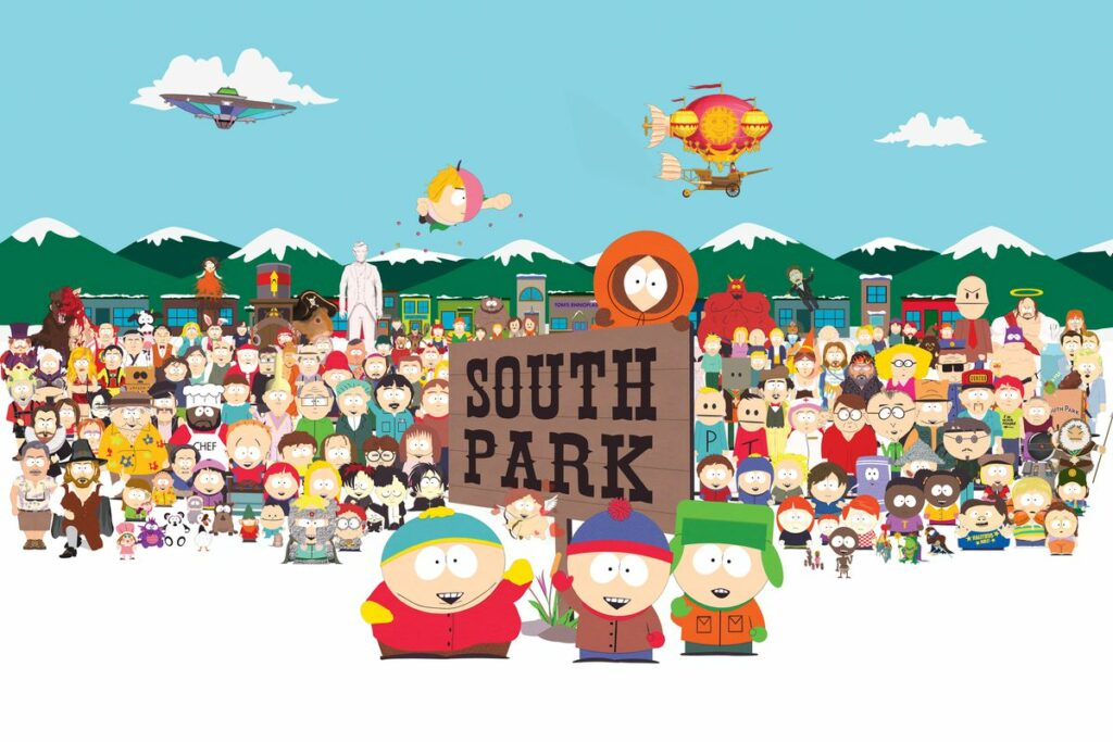 South Park, promo