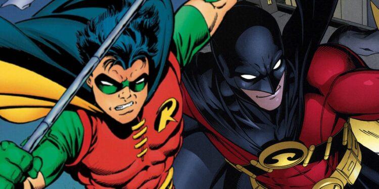 Batman and Robin, DC Comics screenshot