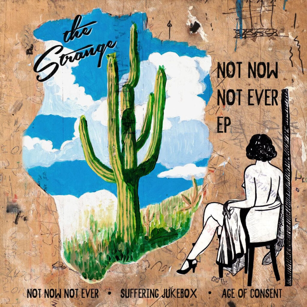 Not Now Not Ever, cover