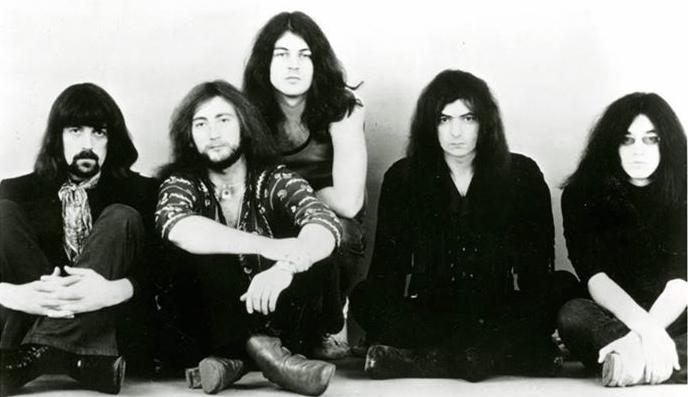 Deep Purple/Photo: wikipedia.org