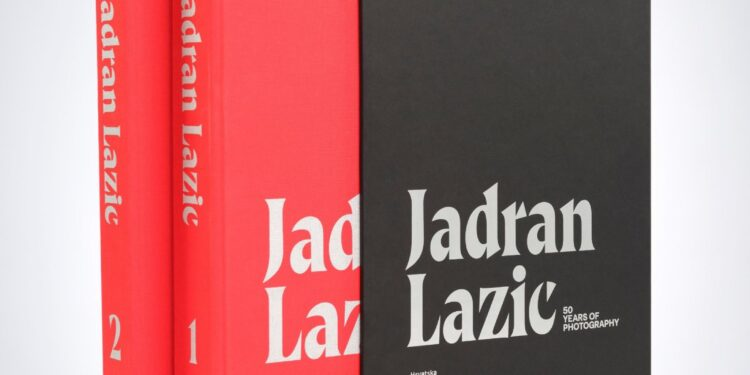 Jadran Lazić: 50 godina fotografije/ Photo: Promo