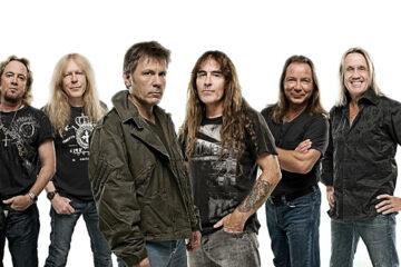 Iron Maiden/Photo: mascom promo