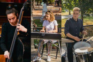Minja Mijušković Trio/ Photo: Promo (DOB)
