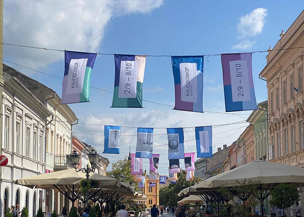 Novi Sad, Kaleidoskop kulture/ Photo: Promo