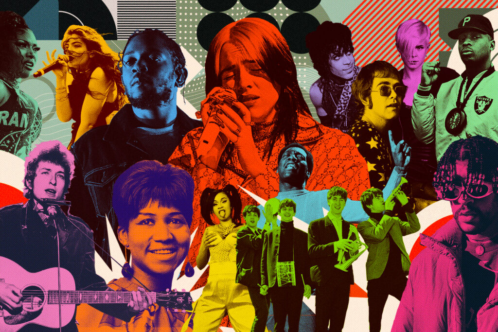 The 500 Greatest Songs of All Time, rollingstone
