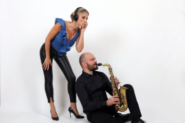 Duo Vibrance/ Photo: Promo (Belgrade Saxperience)
