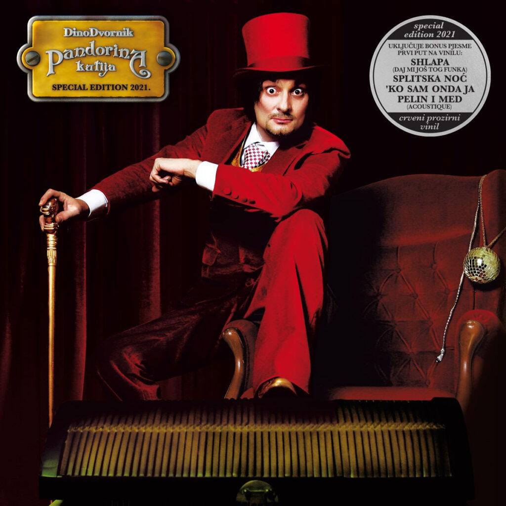 Pandorina kutija - Special Edition 2021. cover