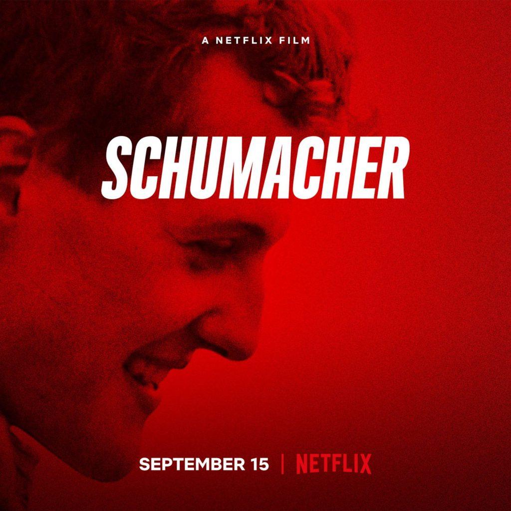 Schumacher, Netflix promo