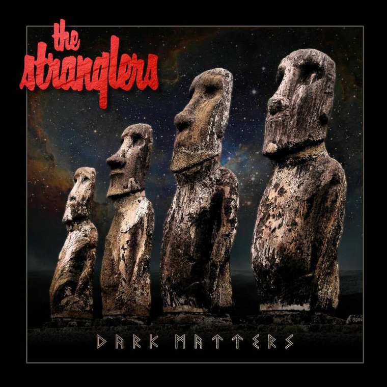 The Stranglers, Dark Matters, cover