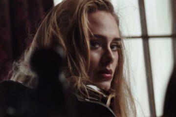Adele, Easy On Me/screenskot