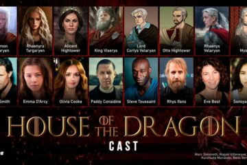 House of the Dragon, promo