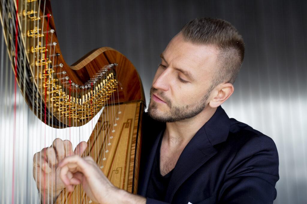 Joel von Lerber/ Photo: David Reisler (promo, Festival harfe)