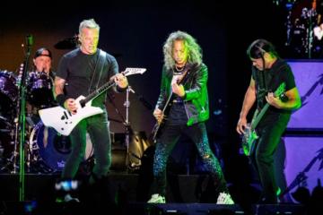 Metallica/Photo: Louder Than Life promo, by Amy Harris
