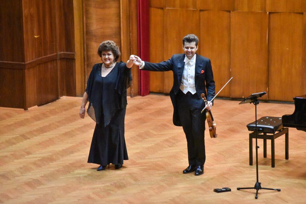 Julijan Rahlin i Sofi Rahlin/ Photo: Belkisa Beka Abdulović