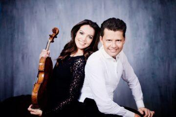 Julijan Rahlin i Sara Mekelrevi/ Photo:  Julia Wesely (promo, CEBEF)