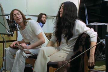 The Beatles: Get Back/Photo: ycreenshot