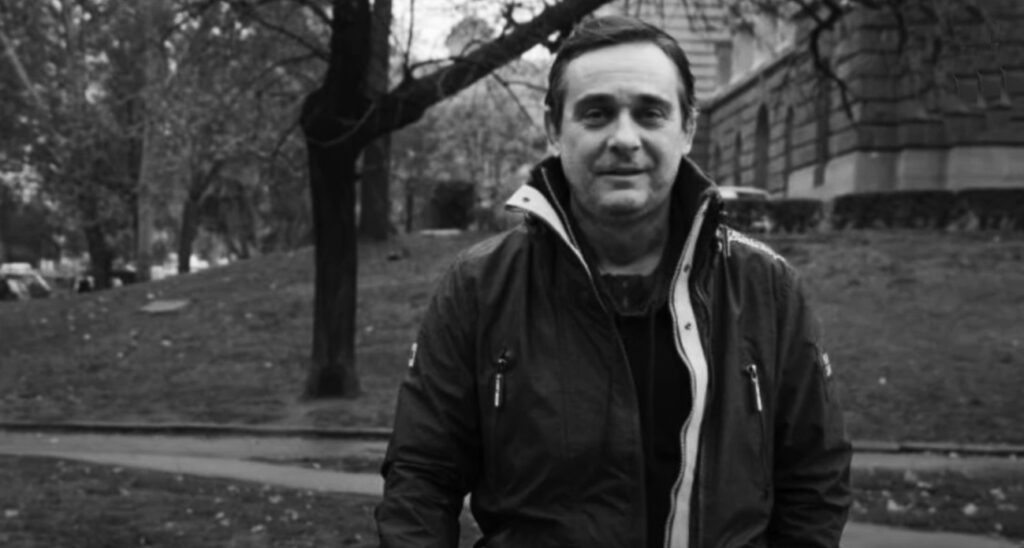 Marko Živić/Photo: YouTube printscreen
